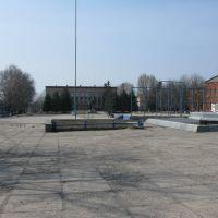 Центральная площадь 02-04-2011, Красноград