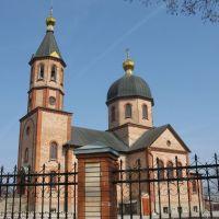 Храм Благовещения Пресвятой Богородицы 02-04-2011, Красноград