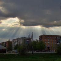 Лучи над Полтавской 92, Красноград