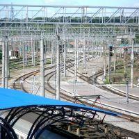 "Станция Красноград в ""палках"", Красноград"