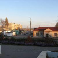 Базар, Краснокутск