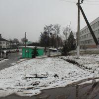 Возле ЗАГС, Краснокутск