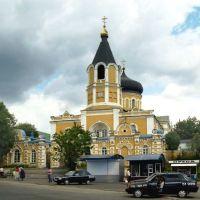 Николаевская церковь, Купянск