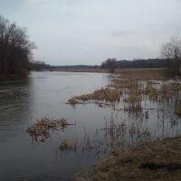 Весенний разлив, Купянск