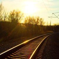 Железная дорога, Купянск