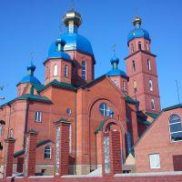 Свято-Смоленский храм., Лозовая