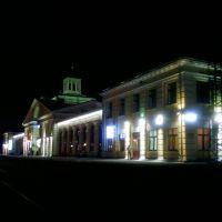станция Лозовая, Лозовая