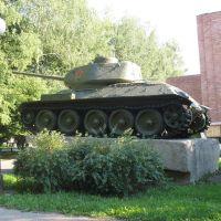 Т-34, Лозовая