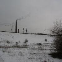 Тропа на ОП Заводская, Лозовая
