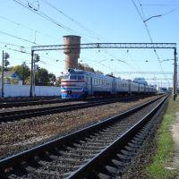 Станция Люботин  (электричка), Люботин