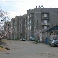 пгт.Новая Водолага 4-х этажка по ул.Победы, Новая Водолага