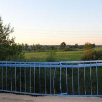 Мост через речку, Новая Водолага