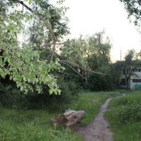 Заброшенный детсад, Новая Водолага