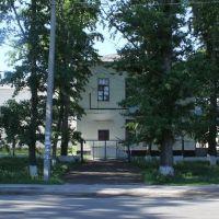 Больница, Новая Водолага