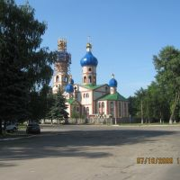 Храм у Первомайську, Первомайский