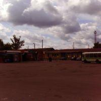 Привокзальная площадь Лихачево, Первомайский