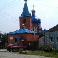 Церковь в центре Мерефы, Мерефа