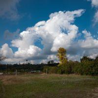 Небо над Мерефой, Мерефа