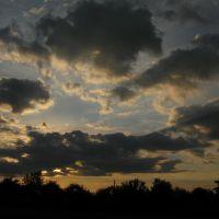 Теплый весенний вечер..., Песочин