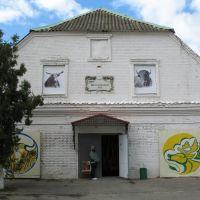 Askania-Nova / Выставочный зал, Аскания-Нова
