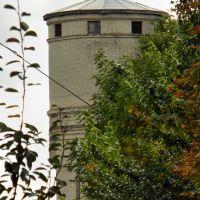 Башня возле станции, Белая Криница