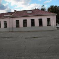 За станцией, Белая Криница