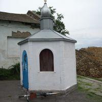 Храм на берегу белого озера, Белозерка