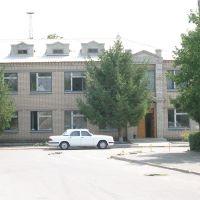Белозёрский районный суд, Белозерка