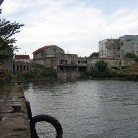 Старая пристань (07.2008), Берислав