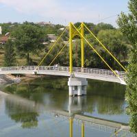 Пешеходный мост. Bridge 2007., Великая Лепетиха