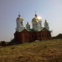 строительство Храма, Великая Лепетиха