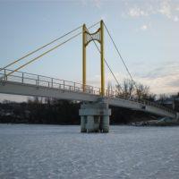 Мост в Великой Лепетихе, Великая Лепетиха