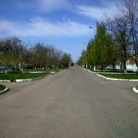 вул. Леніна, Высокополье
