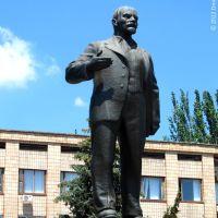 Вовка Ленін у Високопіллі, 2012, Высокополье
