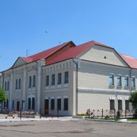 Високопільська гімназія, 2012, Высокополье
