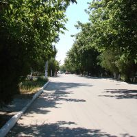 ул. Махарадзе, г. Геническ, Херсонская область, Украина, Геническ