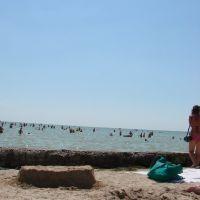 Городской пляж, Геническ, Геническ