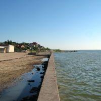Граница, Геническ