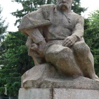 Taras Szewczenko, Голая Пристань