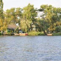 Golaya Pristan, water-rescue station, Голая Пристань