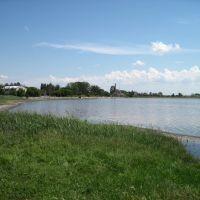 Голая пристань. Озеро Соляное, Голая Пристань