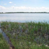 Голая пристань, озеро Соляное, Голая Пристань