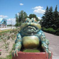 Жаба, Голая Пристань