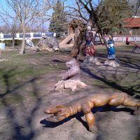 Детская площадка, Голая Пристань