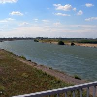 северокрымский канал, Горностаевка