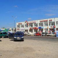 торговля для транзитников, цены неадекватные..., Горностаевка