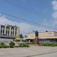 Ленин у РДК (Джанкой), Горностаевка