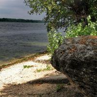 Большой камень, Днепряны