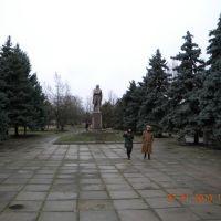 памятник Ленину, Каланчак