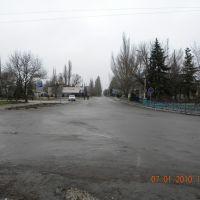 ул.Ленина (центральная), Каланчак
